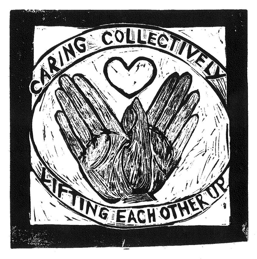 Caring Collectively LinoCut CCWP